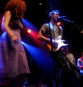 Headlining Highline Ballroom – July 2010